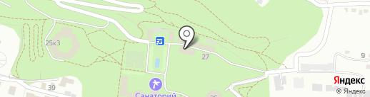 Банкомат, Банк ВТБ 24 на карте Кисловодска