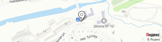 Библиотека №7 на карте Ессентуков