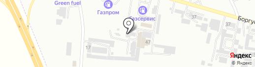 АвтоТракторЗапчасти на карте Ессентуков