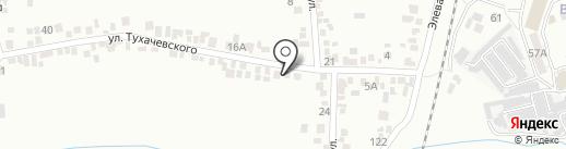 Анна ПАВ на карте Ессентуков