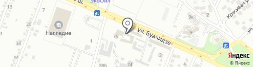 Какое-нибудь на карте Ессентуков