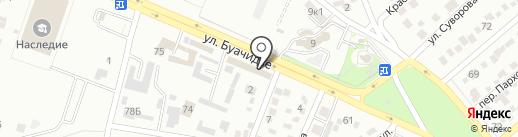 Сантехмонтаж на карте Ессентуков