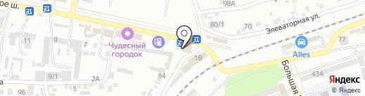 Партнер на карте Ессентуков