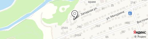 Ставрополькоммунэлектро, ГУП на карте Ессентукской