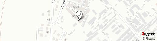 Капитал на карте Ессентуков