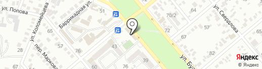 Магазин автозапчастей на карте Ессентуков