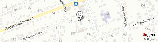 Алина-М на карте Ессентуков