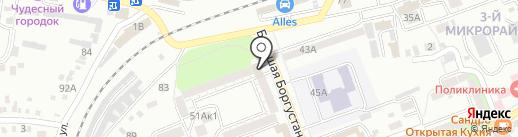 ЗАГС на карте Ессентуков