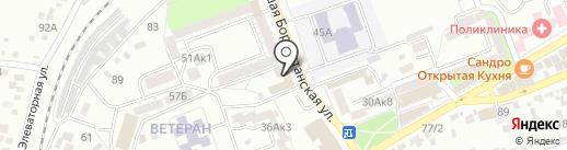 Татьяна на карте Ессентуков