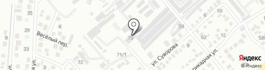 МИГ Инвест на карте Ессентуков