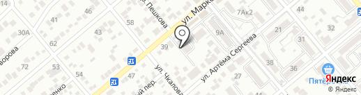 Агентство праздников на карте Ессентуков