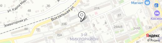Мои документы на карте Ессентуков