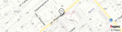 Апельсин-ка на карте Ессентуков