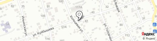 Status auto на карте Ессентуков