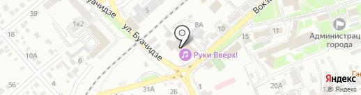Архитектурно-планировочное бюро на карте Ессентуков
