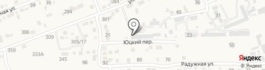 Аварийно-диспетчерская служба на карте Ессентукской