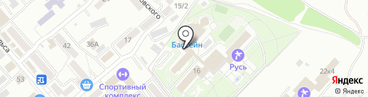 ПРИМАДЕНТ на карте Ессентуков