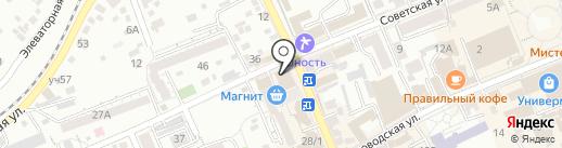 Сити Строй Проект на карте Ессентуков