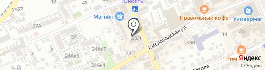 STYLE на карте Ессентуков