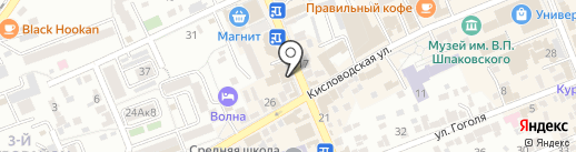 Аштанга Йога на карте Ессентуков