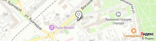 Росреестр на карте Ессентуков