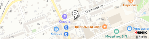Вита-Плюс на карте Ессентуков