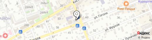 di rouz на карте Ессентуков