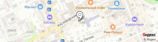 STIL на карте Ессентуков