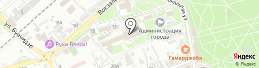 РекламаЛТД на карте Ессентуков