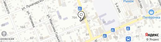 Домострой-Электротовары на карте Ессентуков