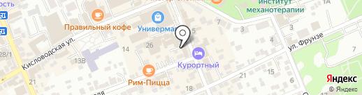 Proffline на карте Ессентуков