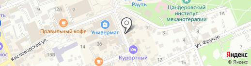 ЕСС! на карте Ессентуков