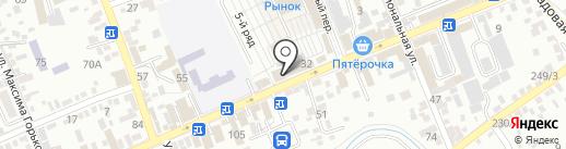 585 на карте Ессентуков