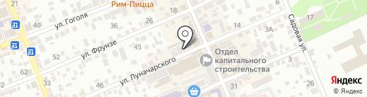 КБ Центр-инвест, ПАО на карте Ессентуков