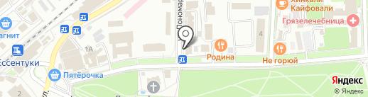 СтройМирИнфо на карте Ессентуков