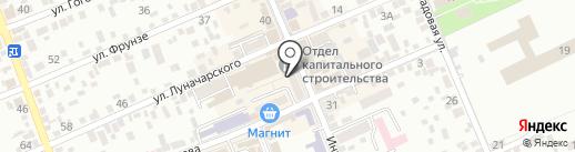 Nelva на карте Ессентуков