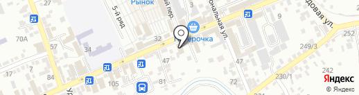 Фея Уюта на карте Ессентуков