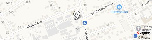 Мировые судьи Предгорного района на карте Ессентукской