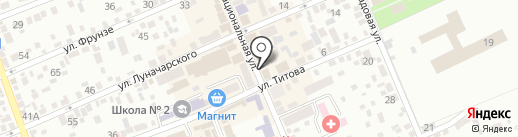 MOJO на карте Ессентуков