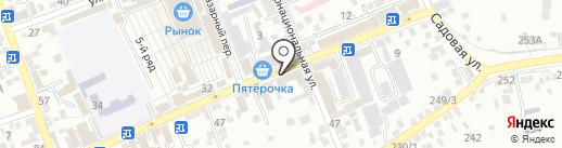 Ювелирная мастерская на карте Ессентуков