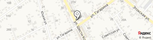 Кадровый советник на карте Ессентукской