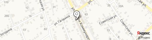 SAT-26 на карте Ессентукской