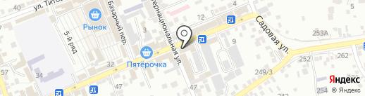 Отдел службы судебных приставов по Предгорному району Ставропольского края на карте Ессентуков