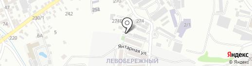 Хоз-Строй-Маг на карте Ессентуков