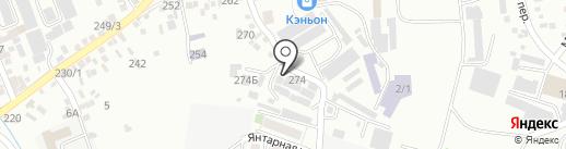 Производственная компания на карте Ессентуков