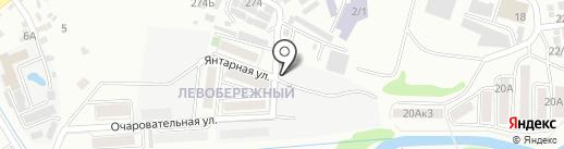 Стройинвест на карте Ессентуков