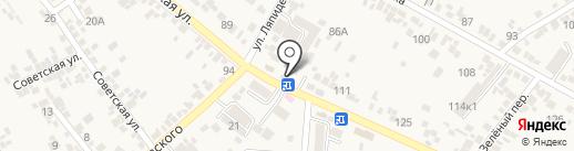 Предгорная районная станция по борьбе с болезнями животных на карте Ессентукской