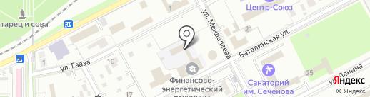 Фродо на карте Ессентуков