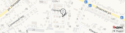 Ставропольэнергосбыт на карте Ессентукской