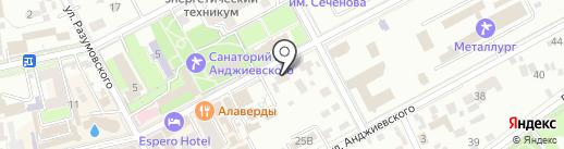 Оптово-розничная компания на карте Ессентуков